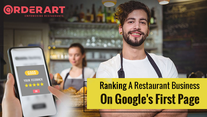Ranking A Restaurant Business On Google's First Page